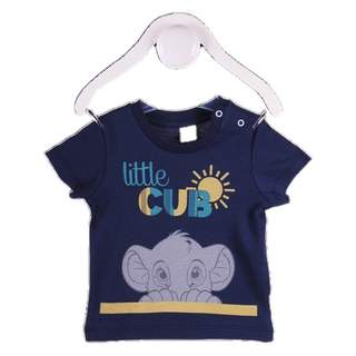 Tricou DISNEY LITTLE CUB, bleumarin
