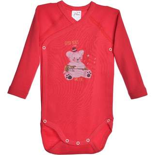 Body maneca lunga fucsia BEAR