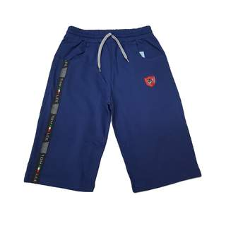 Pantaloni 3/4 TOM LEE, bleumarin