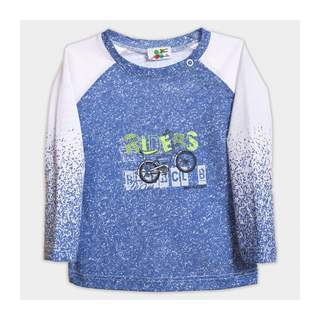 Bluza RIDERS blue
