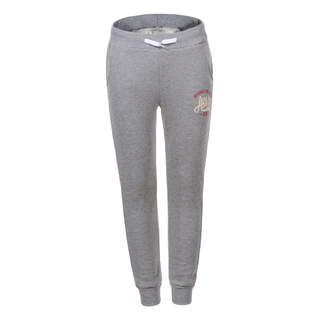 Pantaloni trening vanisati LIGHT GRAY